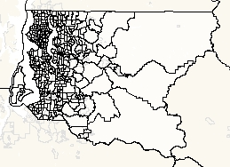 2010 Census Tracts for King County